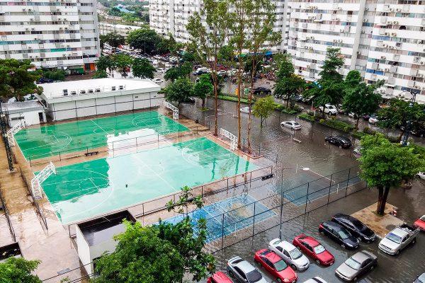 Período chuvoso: como evitar problemas no seu condomínio